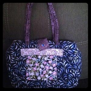 Handmade one of a kind bag